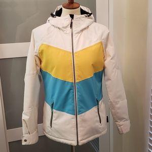 SKI WARMTH!  Insulated/Waterproof Obermeyer Jacket